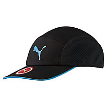 Running P-Disc-Fit Cap