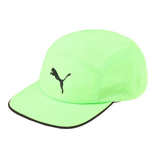 プーマ ディスク ランナーキャップ ユニセックス green gecko【帽子  メンズ 帽子  その他】PUMA プーマ【サイズ AD/グリーン】メンズ  アクセサリー  帽子