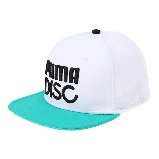 プーマ LS ディスク フィットキャップ ユニセックス white【帽子  メンズ 帽子  その他】PUMA プーマ【サイズ AD/ホワイト】メンズ~~アクセサリー~~帽子