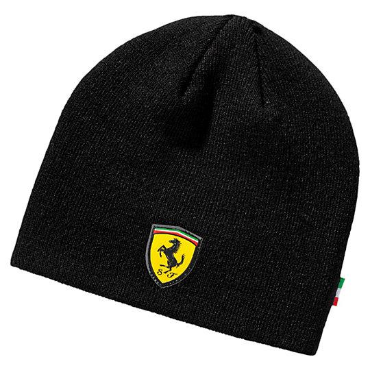 Шапка Ferrari Fanwear Laps beanie