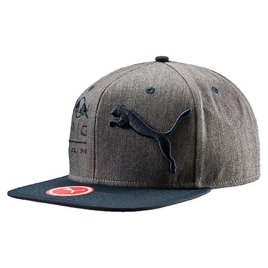 プーマ RED BULL RACING ニューブロックスナップバックキャップ ユニセックス Medium Gray Heather【帽子  メンズ 帽子  その他】PUMA プーマ【サイズ AD/グレー】メンズ  アクセサリー  帽子