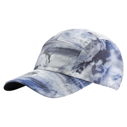 プーマ AT SPEED ランニングキャップ ユニセックス Puma White-White AOP【帽子  メンズ 帽子  その他】PUMA プーマ【サイズ AD/ホワイト】メンズ  アクセサリー  帽子