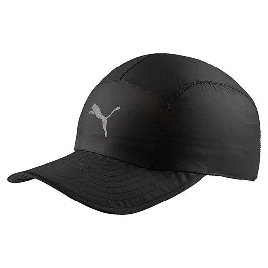 プーマ パッカブル ランニングキャップ ユニセックス Puma Black【帽子  メンズ 帽子  その他】PUMA プーマ【サイズ AD/ブラック】メンズ  アクセサリー  帽子