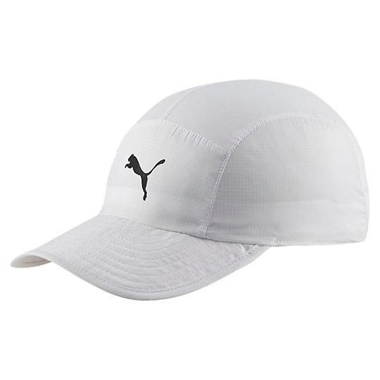 プーマ パッカブル ランニングキャップ ユニセックス Puma White【帽子  メンズ 帽子  その他】PUMA プーマ【サイズ AD/ホワイト】メンズ  アクセサリー  帽子