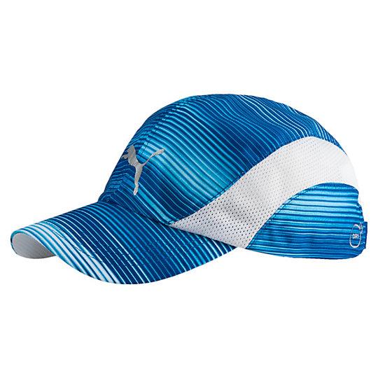 プーマ ピュア ランニング キャップ ユニセックス BLUE DANUBE-Graphic【帽子  メンズ 帽子  その他】PUMA プーマ【サイズ AD/ブルー】メンズ  アクセサリー  帽子