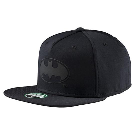 プーマ バットマン パック キャップ FM ユニセックス Puma Black【帽子  メンズ 帽子  その他】PUMA プーマ【サイズ SM/ブラック】メンズ  アクセサリー  帽子