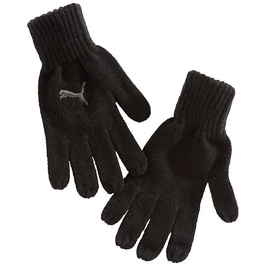 Вязаные перчатки Fundamentals Knit Gloves от PUMA