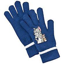 Tom and Jerry Kids Knit Gloves