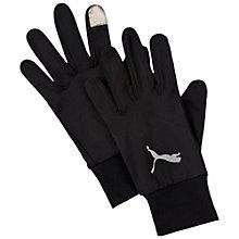 Running gloves.
