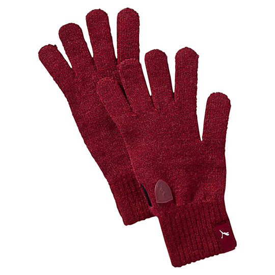 Puma �������� Ferrari LS Knit Gloves 041276_02