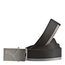 Puma core webbing belt.