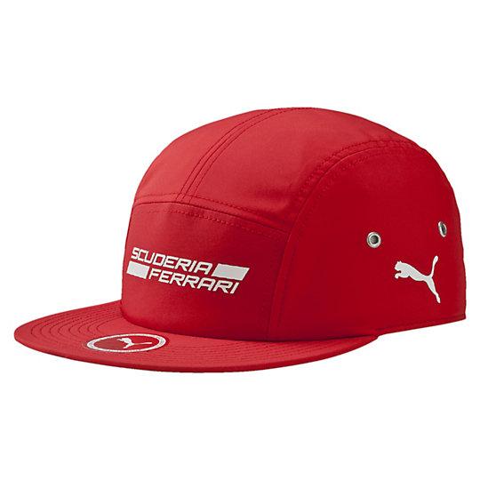 プーマ FERRARI ファンウェア F50キャップ ユニセックス rosso corsa【帽子  メンズ 帽子  その他】PUMA プーマ【サイズ AD/レッド】メンズ  アクセサリー  帽子