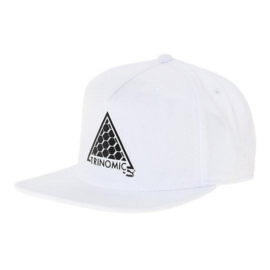プーマ トライノミック テックPP スナップバックキャップ ユニセックス white【帽子  メンズ 帽子  その他】PUMA プーマ【サイズ AD/ホワイト】メンズ  アクセサリー  帽子