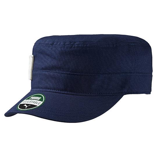 プーマ ミリタリーキャップ ユニセックス peacoat【帽子  メンズ 帽子  その他】PUMA プーマ【サイズ AD/ブルー】メンズ  アクセサリー  帽子