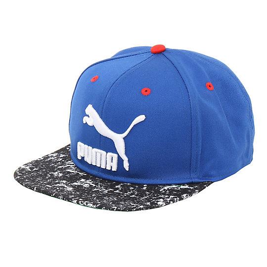 プーマ カラフルブロックスナックバックキャップ ユニセックス surf the web【帽子  メンズ 帽子  その他】PUMA プーマ【サイズ AD/ブルー】メンズ  アクセサリー  帽子