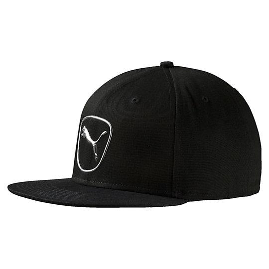 プーマ キャットパッチ2.0 スナップバック キャップ メンズ black-silver metallic【帽子  メンズ 帽子  その他】PUMA プーマ【サイズ F/ブラック】メンズ~~アクセサリー~~帽子