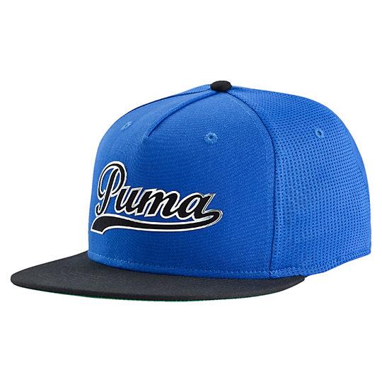 プーマ スクリプト スナップバック キャップ メンズ Surf The Web-Puma Black【帽子  メンズ 帽子  その他】PUMA プーマ【サイズ OSFA/ブルー】メンズ  アクセサリー  帽子