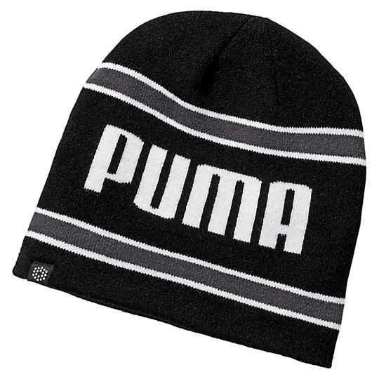プーマ ゴルフスクリプトPWRWARMビーニー メンズ Puma Black-Periscope-Puma White【帽子  メンズ 帽子  その他】PUMA プーマ【サイズ F/ブラック】メンズ  アクセサリー  帽子