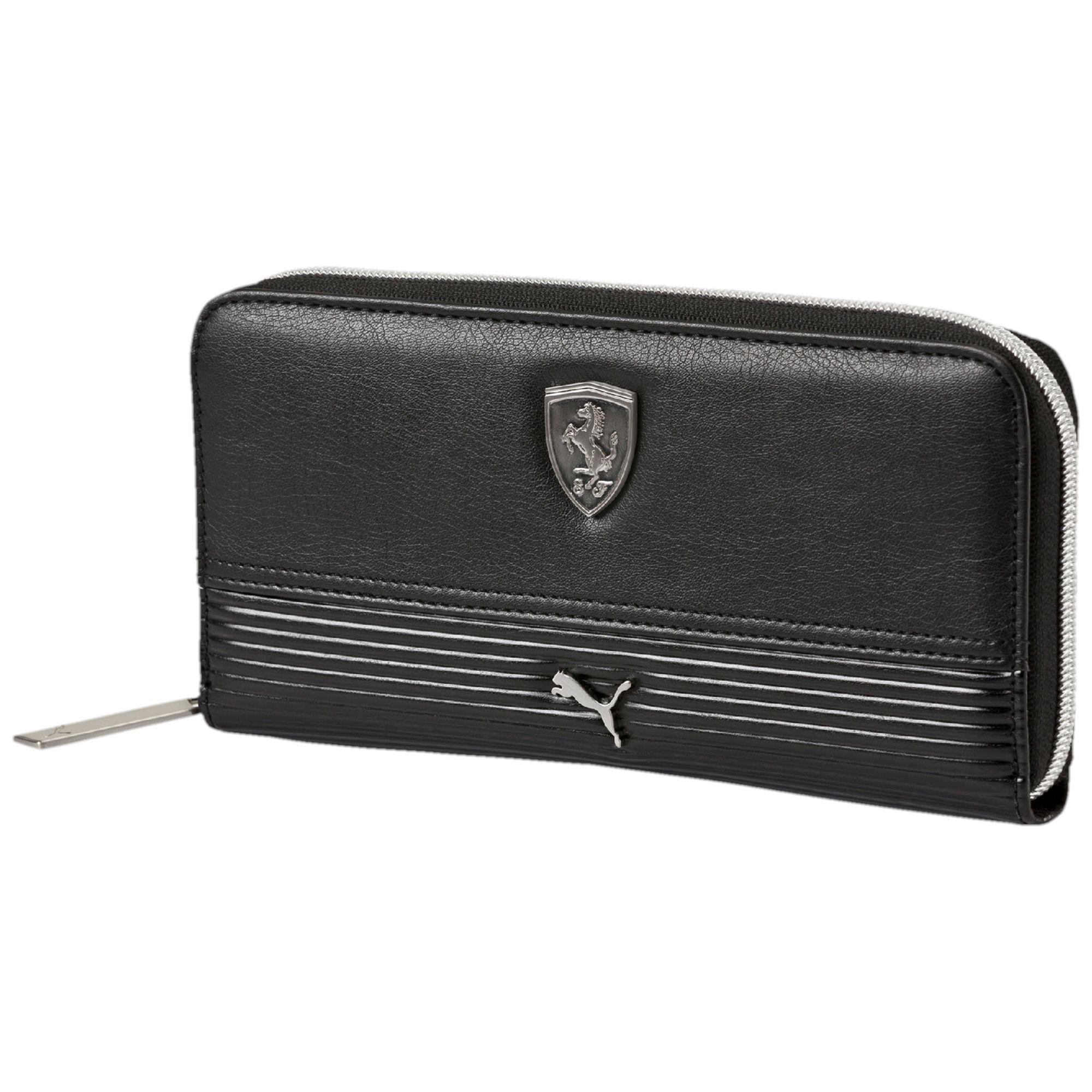 puma ferrari portemonnaie accessoires geldbeutel geldb rse automotive unisex neu ebay. Black Bedroom Furniture Sets. Home Design Ideas