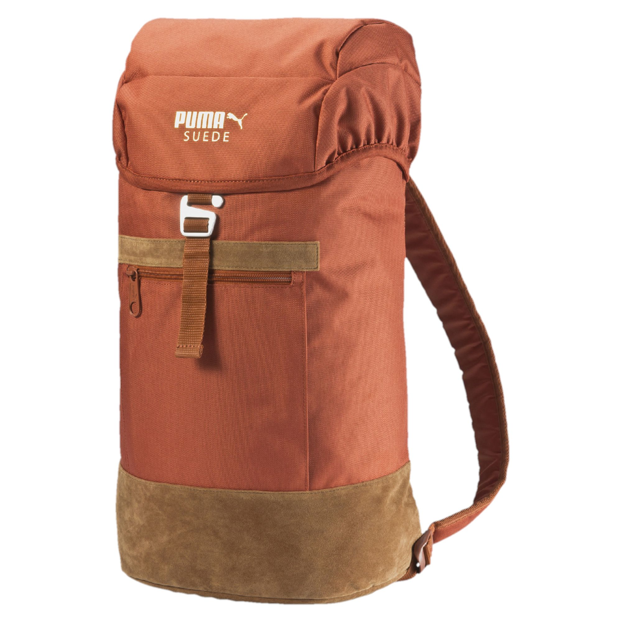 puma suede rucksack