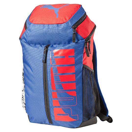 Рюкзак PUMA Deck Backpack IIРюкзаки<br>Рюкзак PUMA Deck Backpack II<br>Стильный и практичный рюкзак PUMA Deck Backpack II. Основное отделение на двухсторонней молнии, верхний карман на молнии, передний карман на молнии, боковые сетчатые карманы, отделение с эластичной подкладкой для ноутбука внутри основного отделения.<br><br>Коллекция: Осень-зима 2016<br>Материал: 100% полиэстер с полиуретановой изнанкой<br>Размеры: 31 x 50 x 18 см (24 л)<br>Страна-производитель: Южная Корея<br><br><br>size RU: OSFA<br>gender: Unisex
