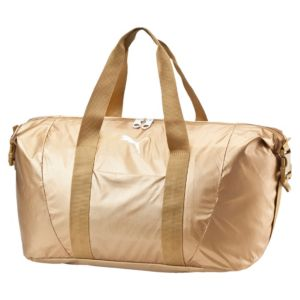 Women's Fit Gold Workout Bag