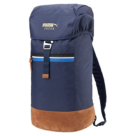Рюкзак Suede Backpack