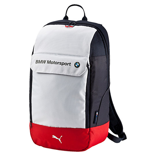 bmw motorsport backpack us. Black Bedroom Furniture Sets. Home Design Ideas