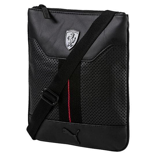 Ferrari Flat Shoulder Bag
