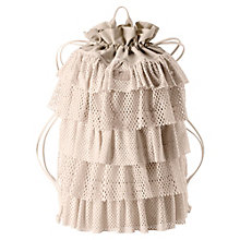 LAYERED DRAWSTRING