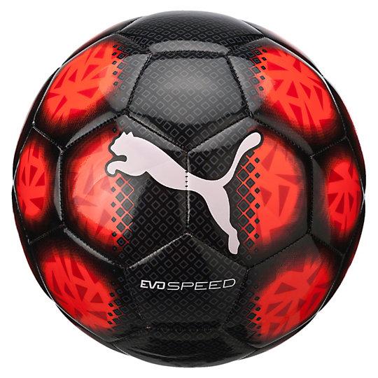Футбольный Мяч evoSPEED 5.5 Fade ballСпортивные аксессуары<br>Футбольный Мяч evoSPEED 5.5 Fade Football<br>Мяч со впечатляющими характеристиками для тех, кто участвует в любительских матчах или предпочитает играть в футбол с друзьями.<br><br>Коллекция: Осень-зима 2016<br>Материал: Термополиуретан, термопластичный пеноматериал, подкладка из полиэстера<br>Вид спорта: Футбол<br>Мягкость касания, сохранение формы<br>Отличные характеристики при отскоке и в полете<br>Машинная сшивка составных частей<br>Страна-производитель: Гонконг<br><br><br>size RU: 5<br>gender: Male