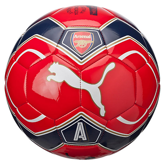 Футбольный мяч Arsenal Fan BallСпортивные аксессуары<br>Футбольный мяч Arsenal Fan BalllКачественный мяч для любителей футбола и фанатов, поддерживающих команду «канониров».Коллекция: Осень-зима 2016Материал: ПолиуретанВид спорта: ФутболПрекрасный отскок, хорошие аэродинамические характеристикиОтличная форма и мягкость касанияМашинная сшивка элементовСтрана-производитель: Китай<br><br>size RU: 5<br>gender: Male