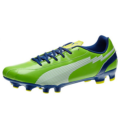 evoSPEED 5 FG Men's Firm Ground Soccer Cleats