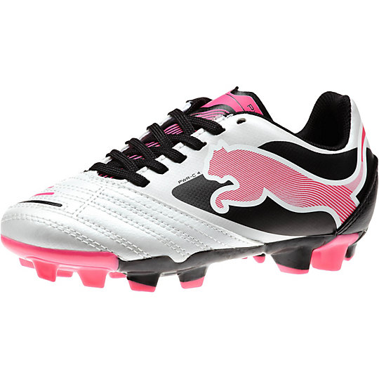 PowerCat 4 FG JR Firm Ground Soccer Cleats