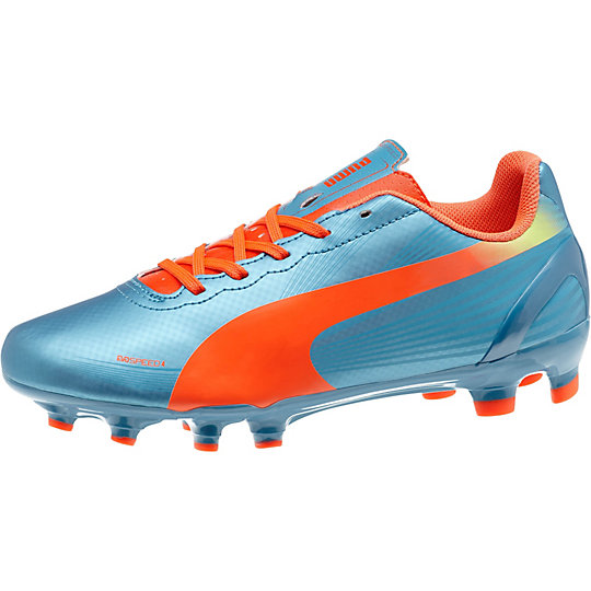 evoSPEED 4.2 FG JR Firm Ground Soccer Cleats