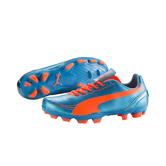 Kids evoSPEED 5.2 FG Football Boots