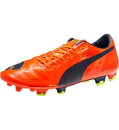 evoPOWER 1 FG Men's Firm Ground Soccer Cleats