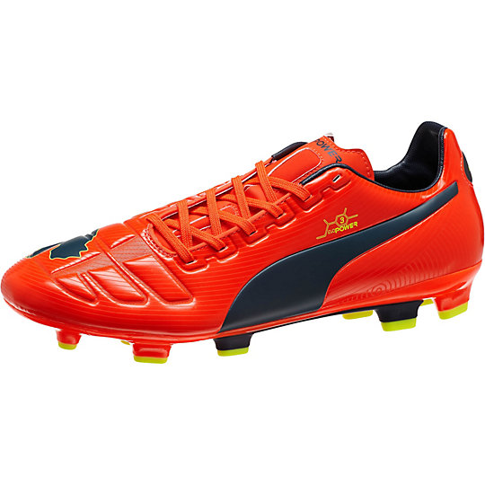 evoPOWER 3 FG Men's Firm Ground Soccer Cleats