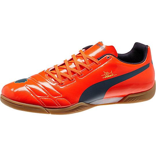 evoPOWER 4 IT Men's Indoor Soccer Shoes