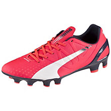 Evospeed 2.3 fg football boots.