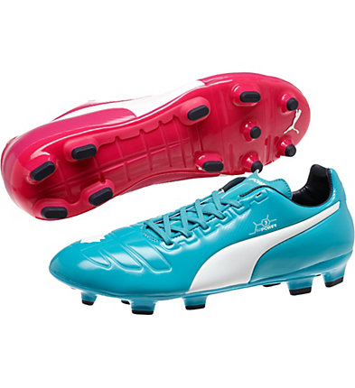 evoPOWER 3 Tricks FG Men's Firm Ground Soccer Cleats