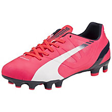 Evospeed 4.3 fg kids football boots.