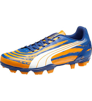 evoSPEED 5.2 Graphic FG JR Firm Ground Soccer Cleats