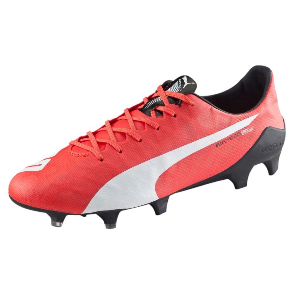 Puma Evospeed 3.2 Firma de zapatos de fútbol de tierra WEuBs