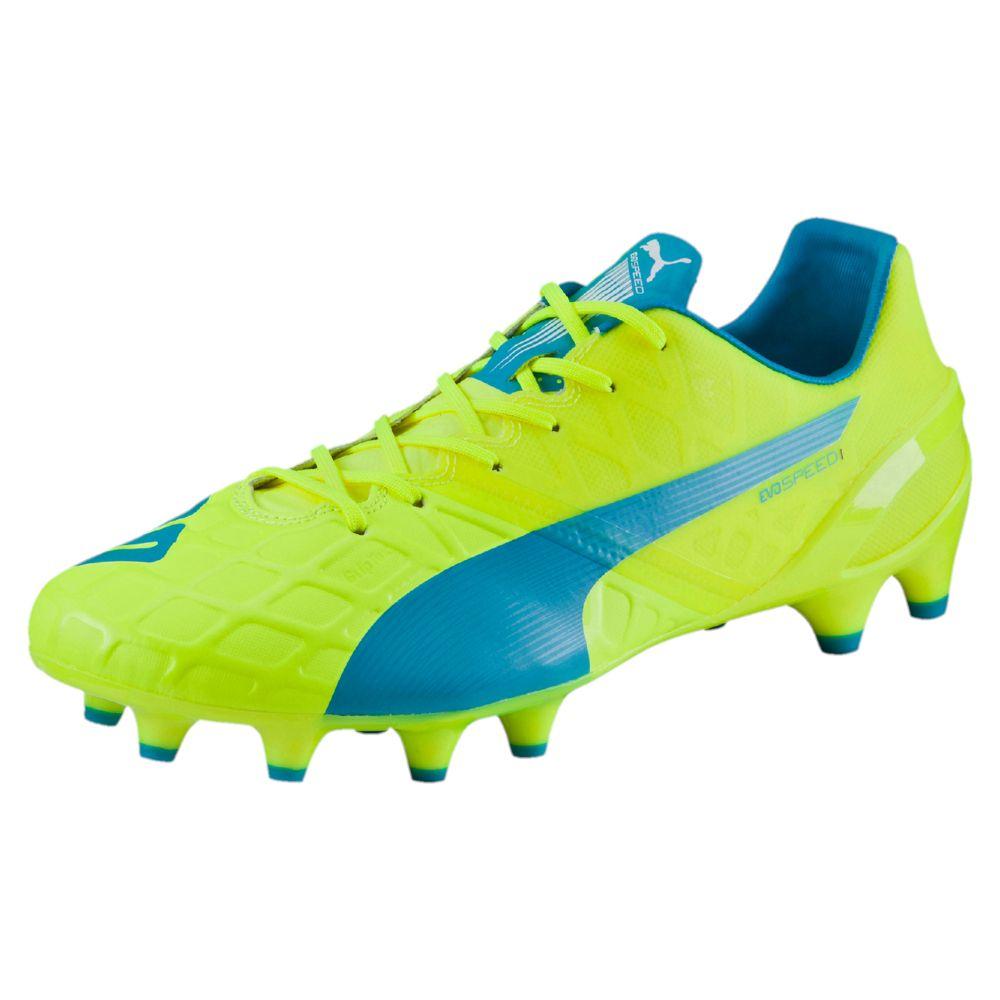 PUMA evoSPEED 1.4 FG Men's Firm Ground Soccer Cleats   eBay