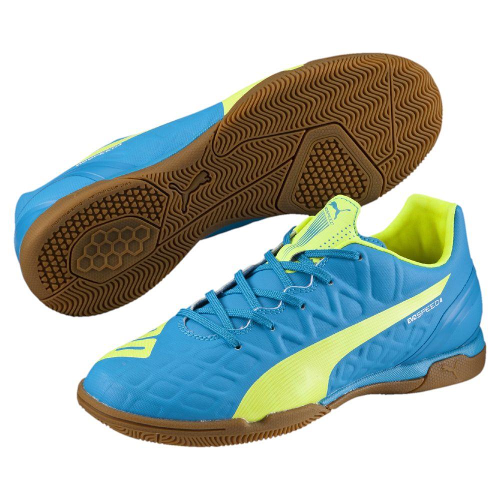 evospeed 4 4 s indoor soccer shoes