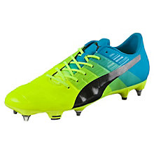 evoPOWER 1.3 Mixed SG Football Boots