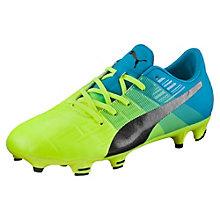 evoPOWER 1.3 FG Jr. Football Boots