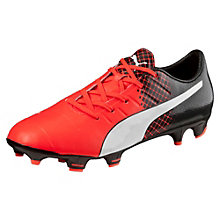evoPOWER 1.3 Tricks FG Kids' Football Boots