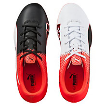 Chaussure de foot evoSPEED 5.5 FG pour enfant